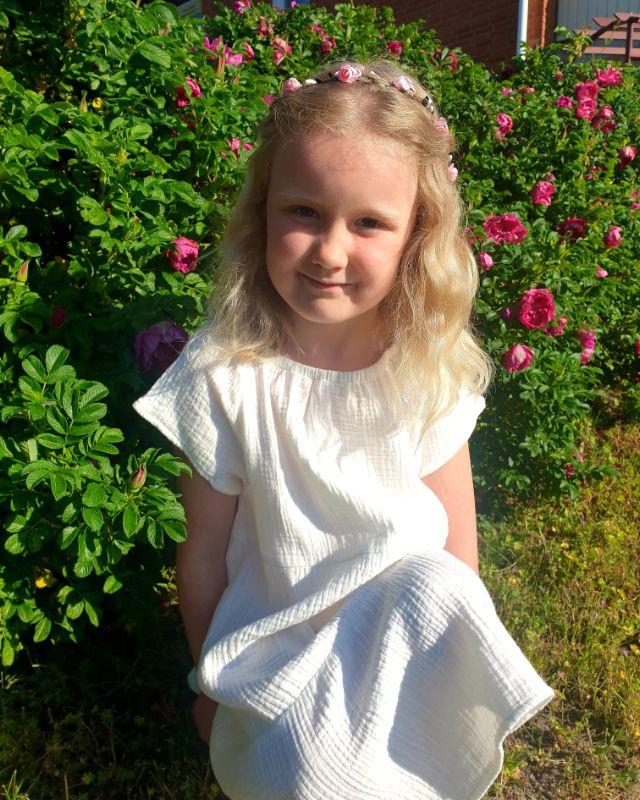 Alicia 8 år