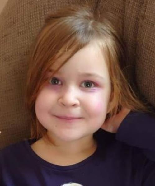 Emmi, 6 år